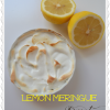 Taste of Home Tuesday - Lemon Meringue Dessert