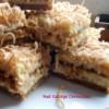 Coconut Crusted Keylime Napoleons