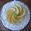 Triple Lemon Buttercream Cake