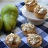 Two Bite Caramelized Pear Tartlets