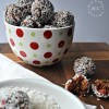 Christmas Cookies Week - Coconut Cherry Snowballs