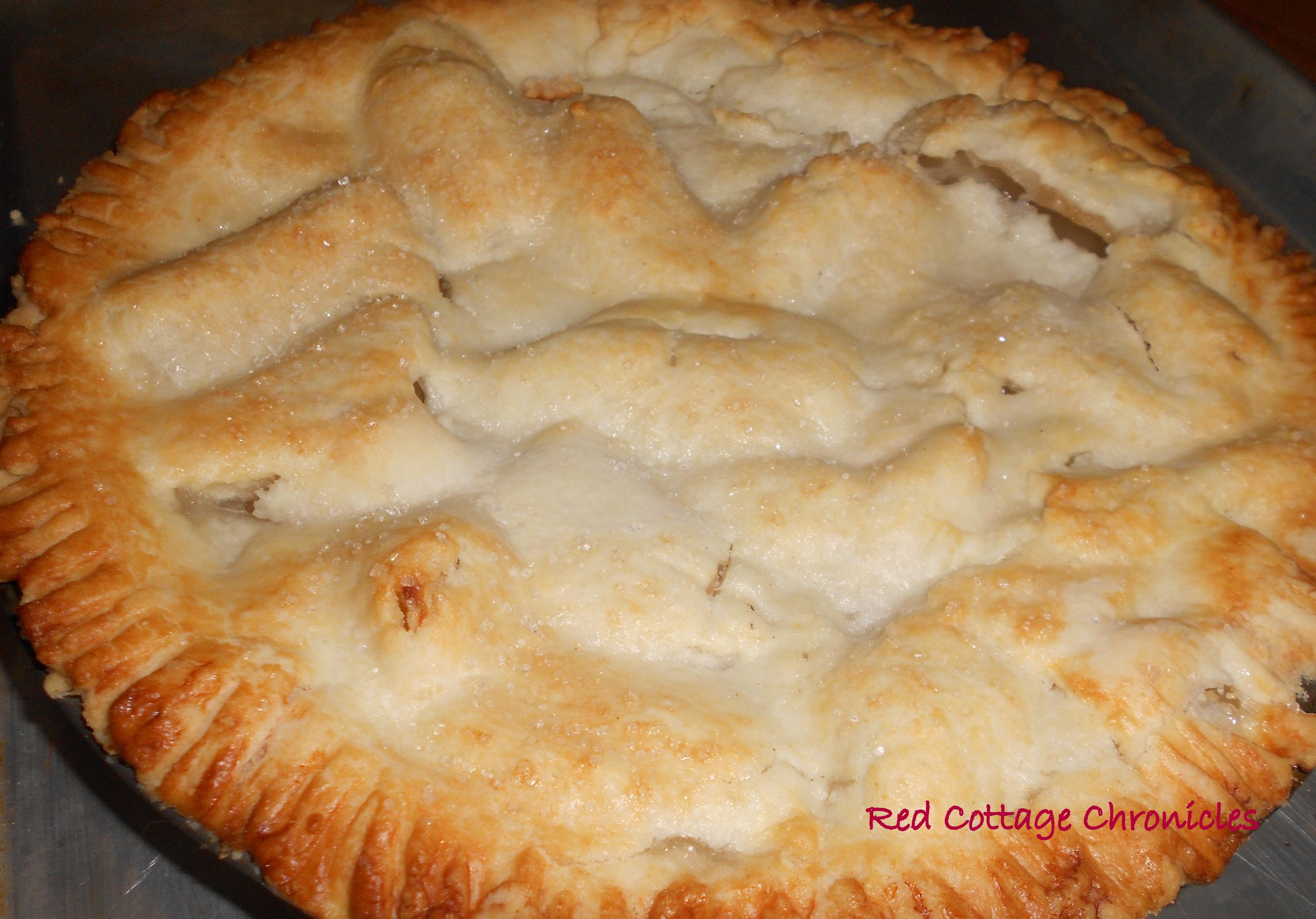 Fresh Apple Pie