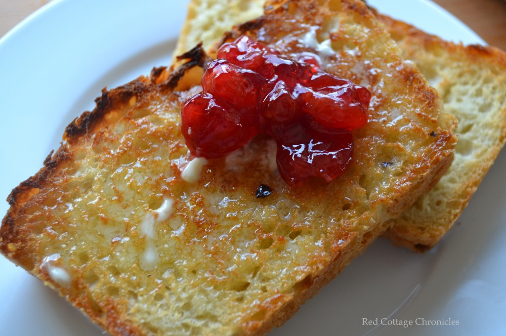 English Muffin Bread - Red Cottage Chronicles