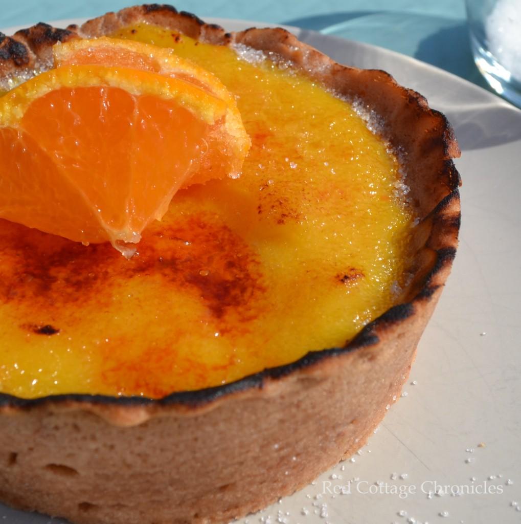 tangerine 8