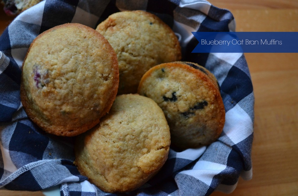 blueberry muffins 4