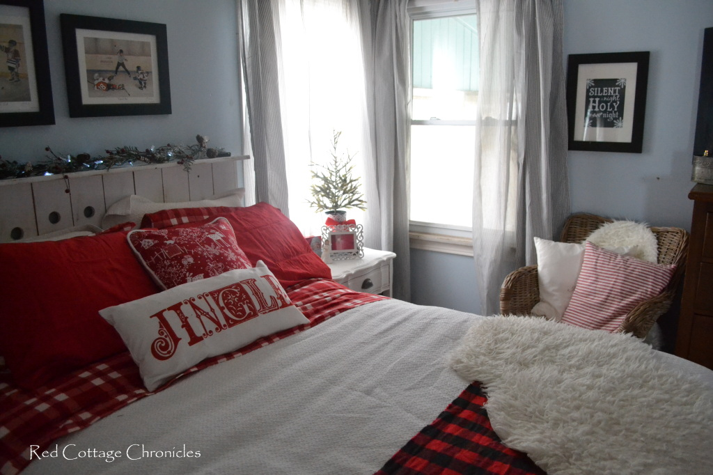 Christmas Bedroom 2014