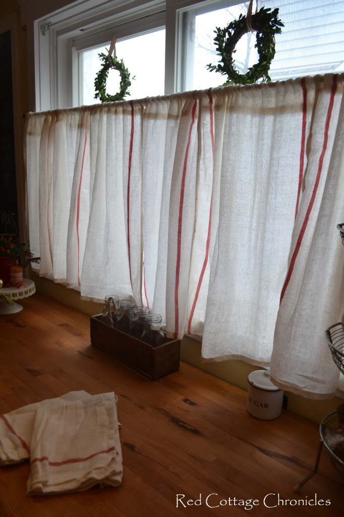 Cafe Curtains under $5
