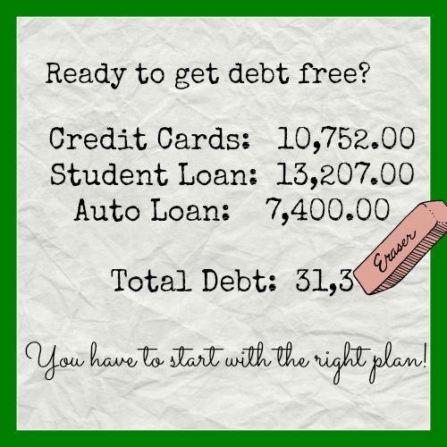 Debt Proof Living