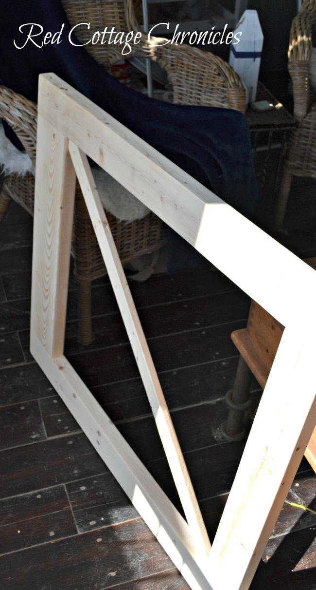 Chippendale Screen Door Tutorial