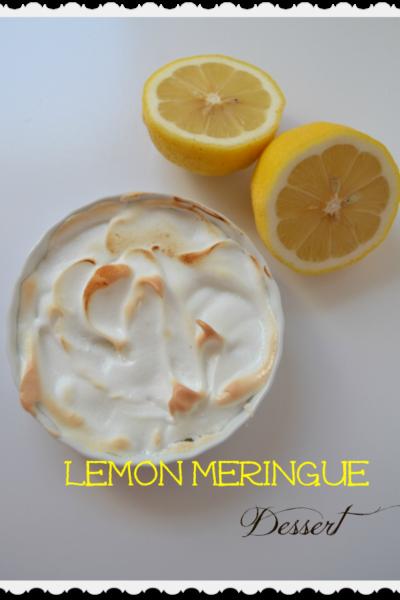 Taste of Home Tuesday – Lemon Meringue Dessert