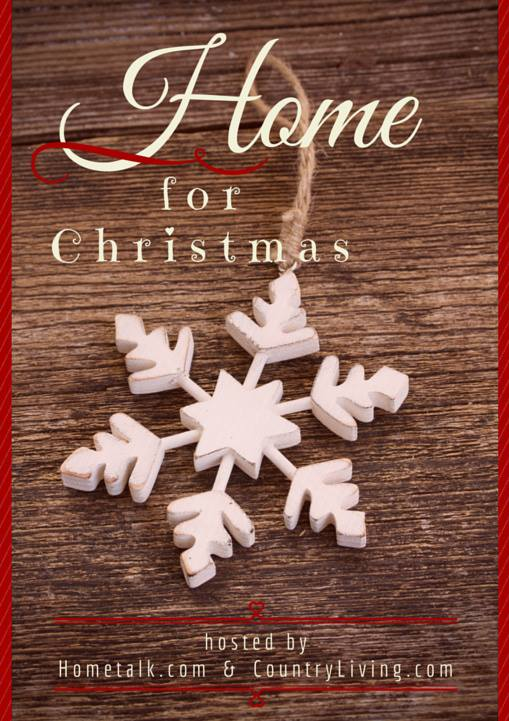 Blogtalk and Country Living Home for Christmas