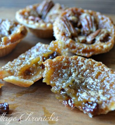 Butter Tarts – A Canadian Tradition #SundaySupper
