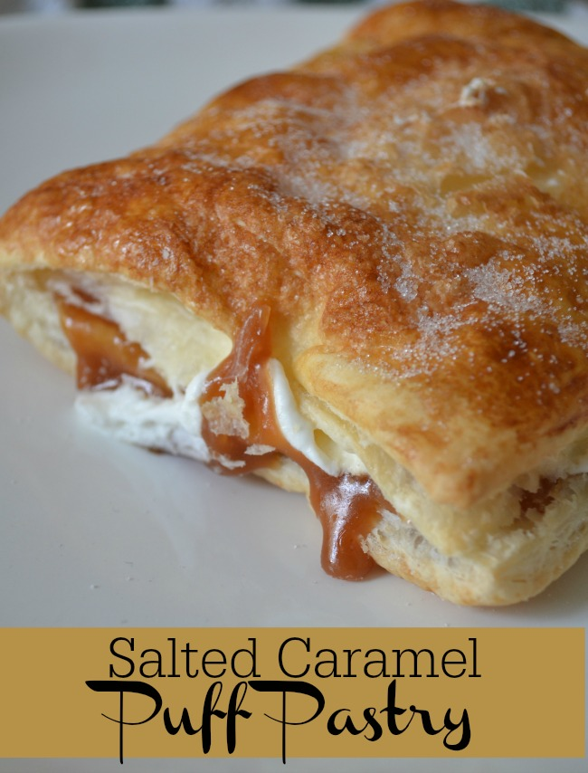 salted caramel puff pastry best of red cottage chronicles