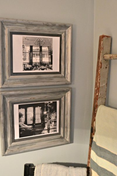 Thrift Store Decor – Picture Frame Edition