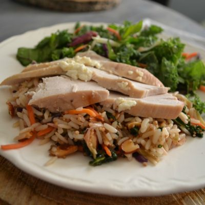 Easy Healthy 3 Ingredient Dinner