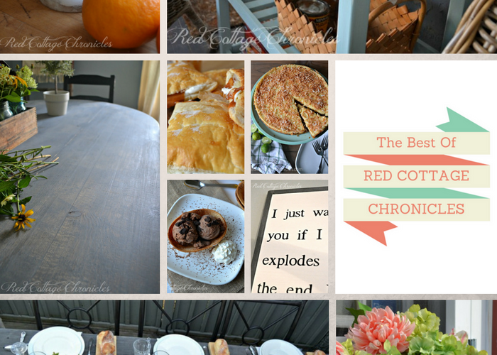 Best of Red Cottage Chronicles 2016