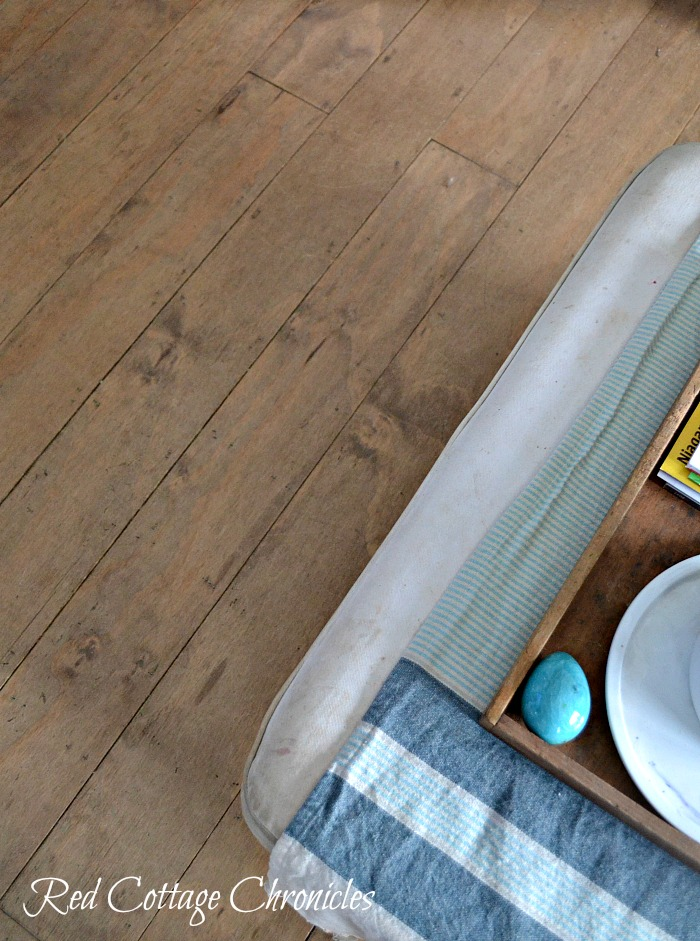 Weekend Reading - Plywood Plank Floors