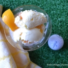 Georgia Peach Ice Cream