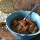 Slow Cooker Beef & Vegetable Stew