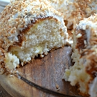 Pineapple Coconut Angel Food Cake