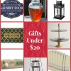 Home Decor Gifts Under $20