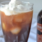 Canadian Frost - Whiskey and Maple Infused Iced Coffee