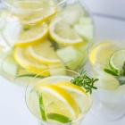 Lime and Melon White Wine Sangria