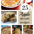 25 Delicious Apple Recipes