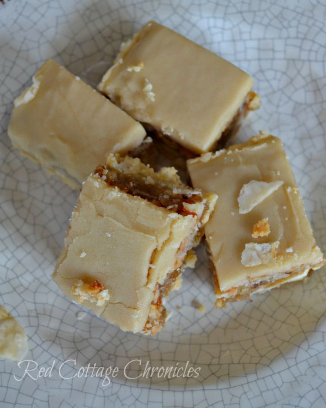 Buttery Frosted Squares