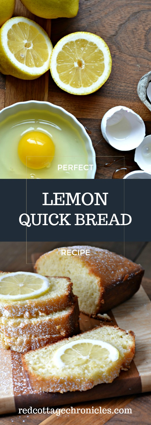 The very best lemon loaf recipe