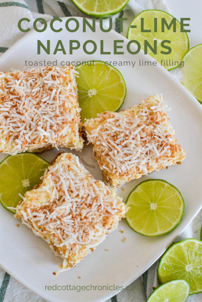Coconut Lime Square recipes