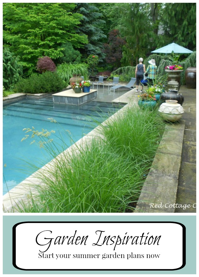 January is the perfect time start planning your summer garden