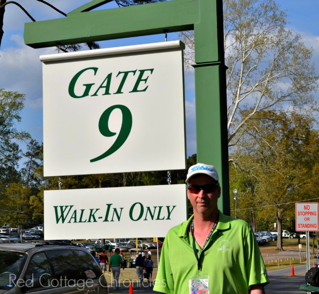 A Day At The Masters Augusta national