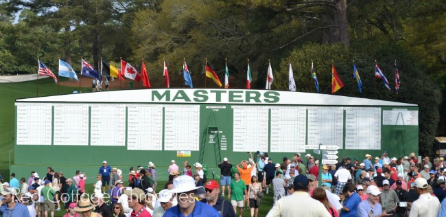 The Masters Augusta National