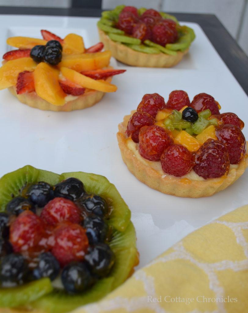 anna olson fruit tart
