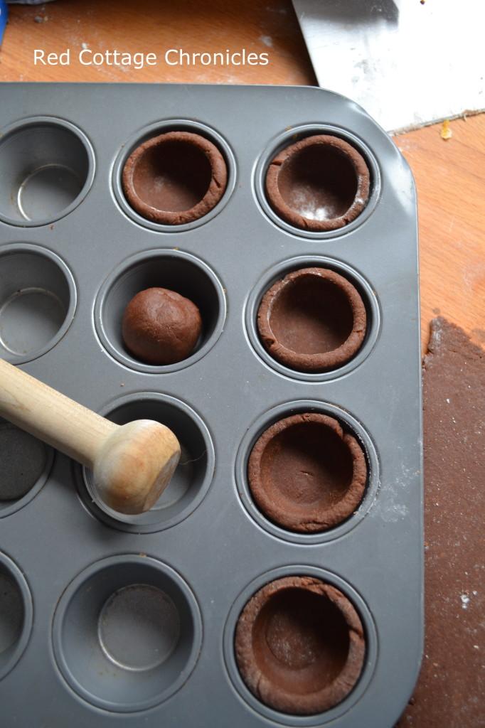 Chocolate Peanut Butter Tart 4