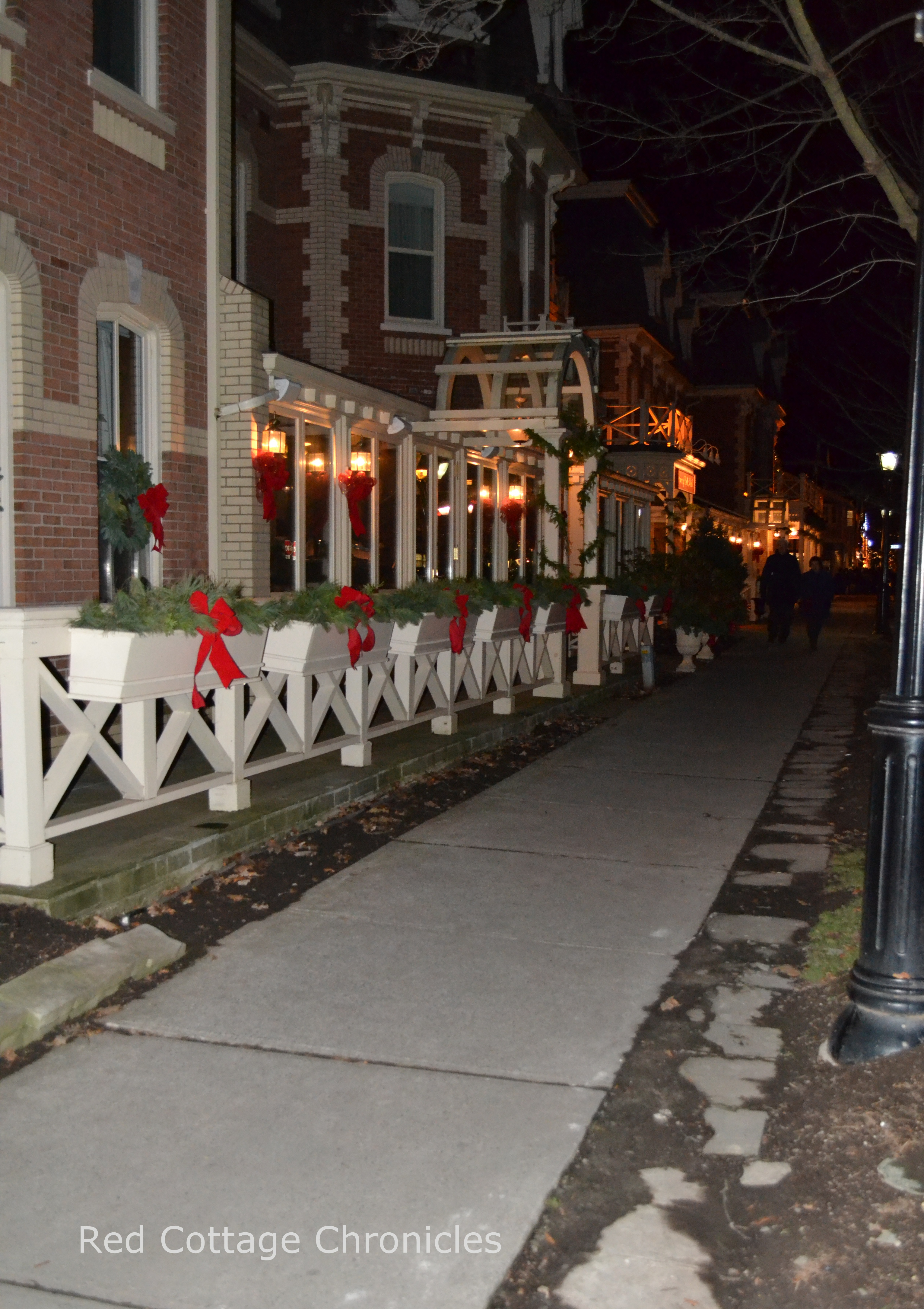 Christmas in Niagara On The Lake
