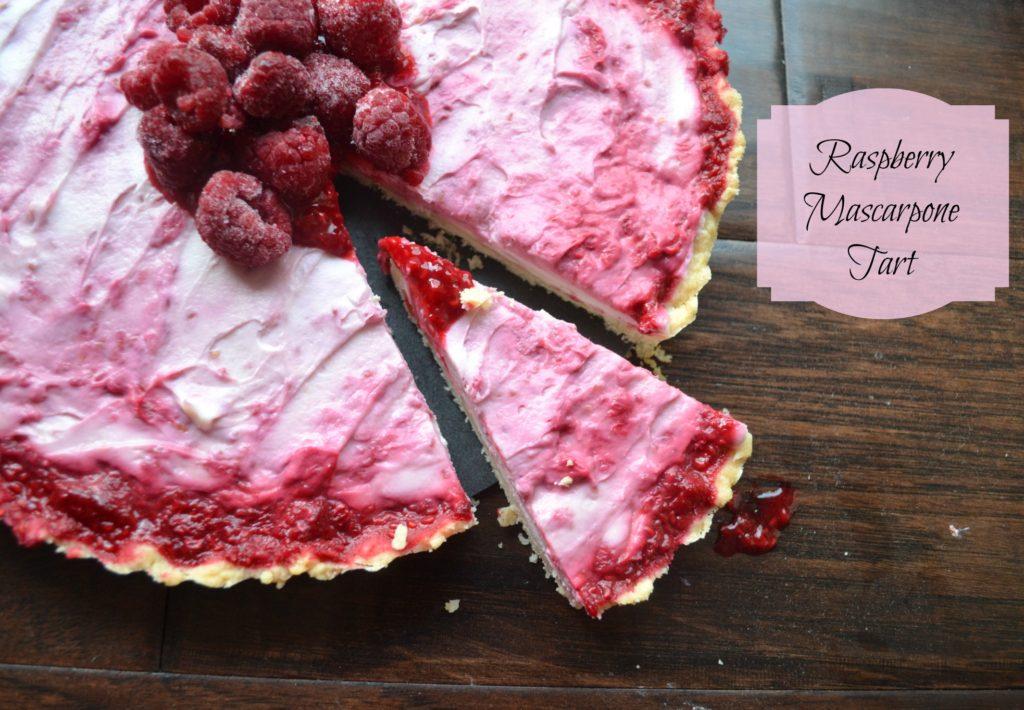 raspberry tart 5
