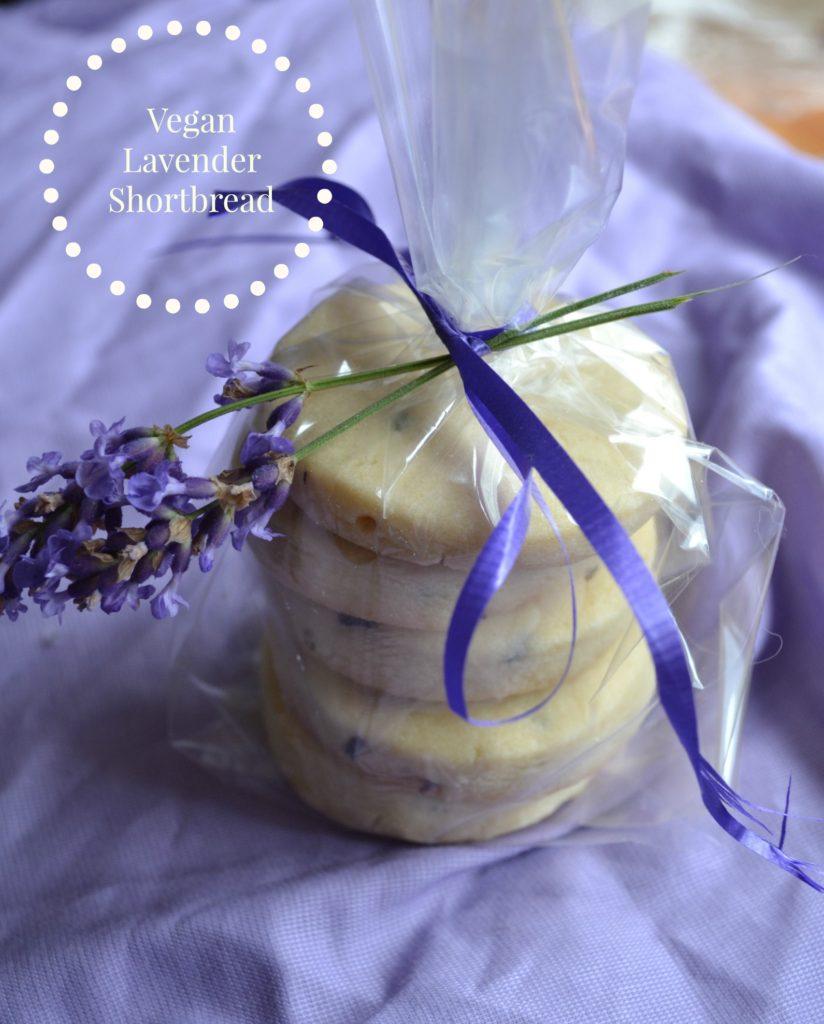 Lavender Shortbread 1