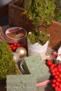 DIY Christmas Topiary