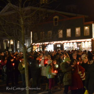 Niagara On The Lake Candlelight Stroll