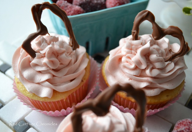 Strawberry Cupcake 5