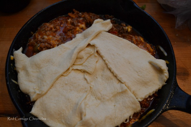 skillet taco bake 2