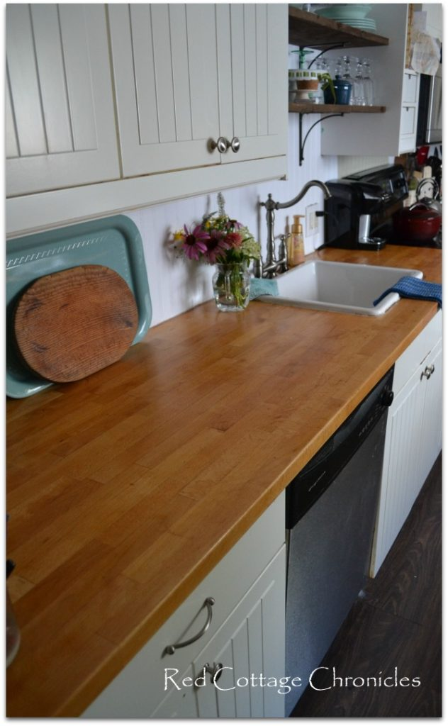 Ikea Butcher Block Counters