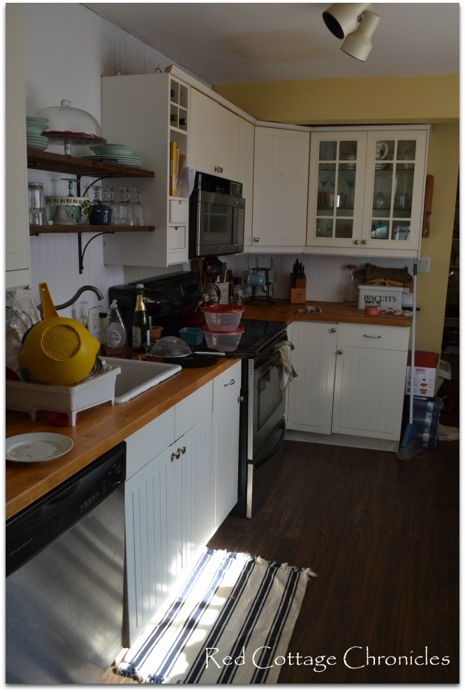 Kitchen Circa 2015