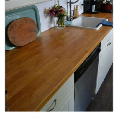 The Evolution of Our Kitchen – The Ongoing Saga