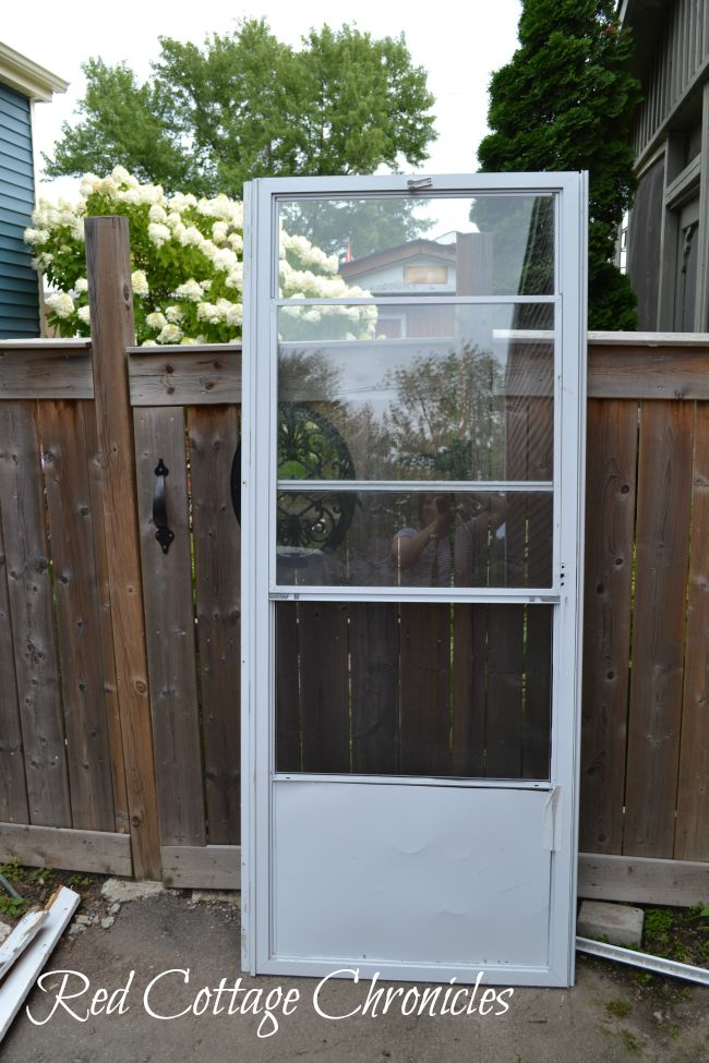 Screen Door Tutorial