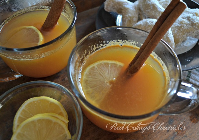 Taste of Home Citrus Apple Cider