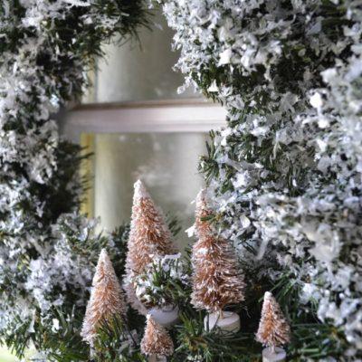 Woodland Winter Wreath