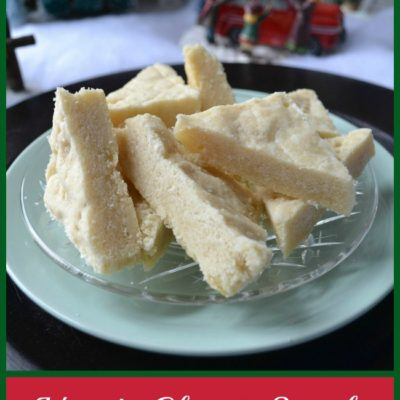 Nana's Scotch Shortbread Recipe